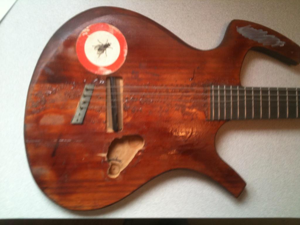Ken Parker era Parker guitars question | The Gear Page